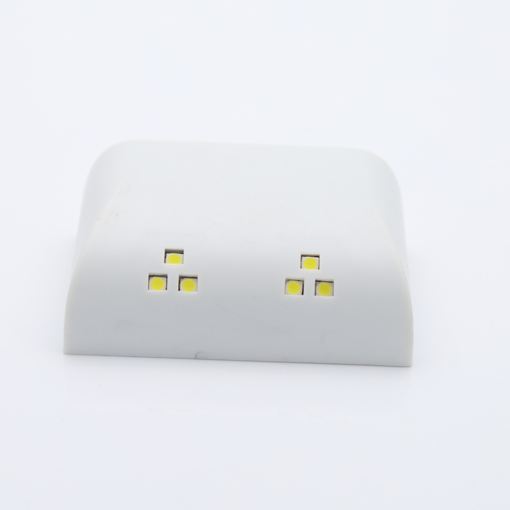 Hinge LED Sensor Light Home Cabinet Cupboard Wardrobe Closet Lamp Decoration