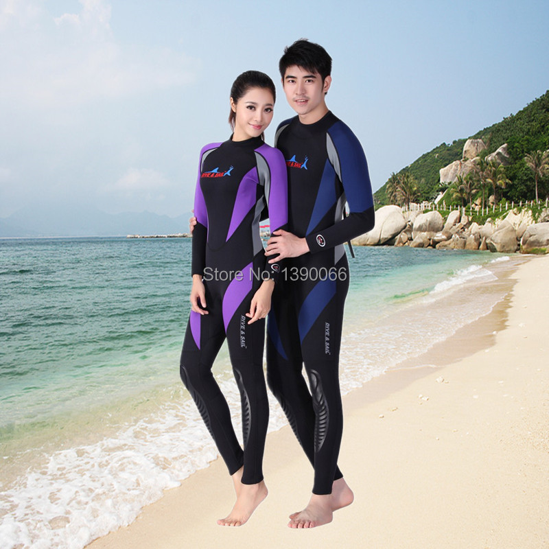 High Quality 1.5MM Neoprene Wetsuit Lovers Diving Jellyfish Suit Surf Snorkeling Clothing Winter Warm Swimwear c229 new 3mm thick male warm winter swimwear male diving suit snorkeling dress long sleeve even body jellyfish clothing
