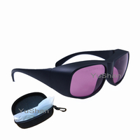 ATD 740 850nm Alaxandrite And Diode Laser Protection Glasses Multi Wavelength Laser Safety Glasses