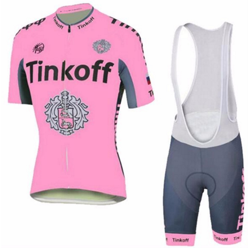 Pro Team Summer Women Short Sleeve Cycling Jersey Set Cycling Jersey Maillot Ciclismo Bike Riding Clothes Cycling Clothing Pink
