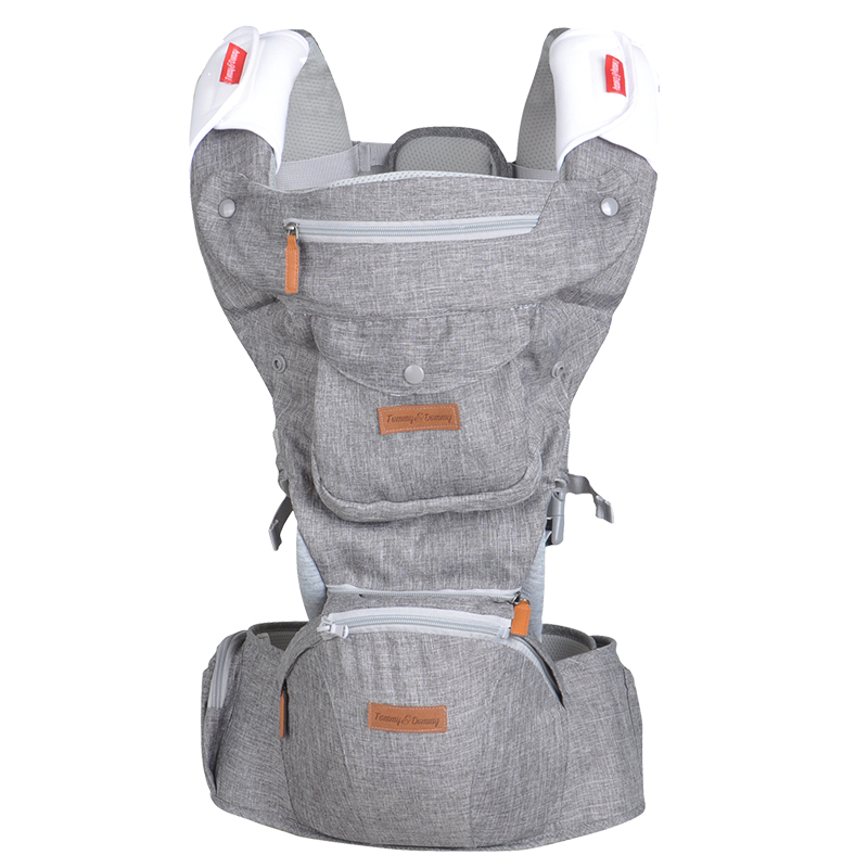 Mother Nest TQ525 Baby Carriers Front Facing Carrier Sling Kids Kangaroo Hipseat for Newborn Boy And Girl  Baby Care 0-36 Months brand ergonomic baby carrier breathable front facing infant baby sling backpack pouch wrap baby kangaroo for baby newborn sling