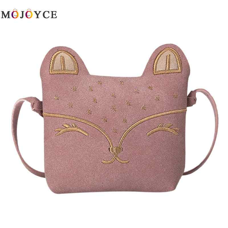 Detail Feedback Questions about Cute Style Kids Shoulder Bag Fox Printing  PU Leather Mini Handbag Casual Flap Messenger Bag For Childern Girls on ...