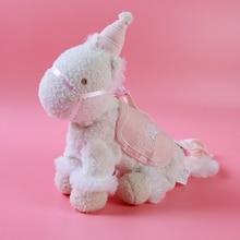 Toy Handbag Crossbody-Bag Unicornio Plush Girl Kids Cartoon Gift Zipper Cotton Student