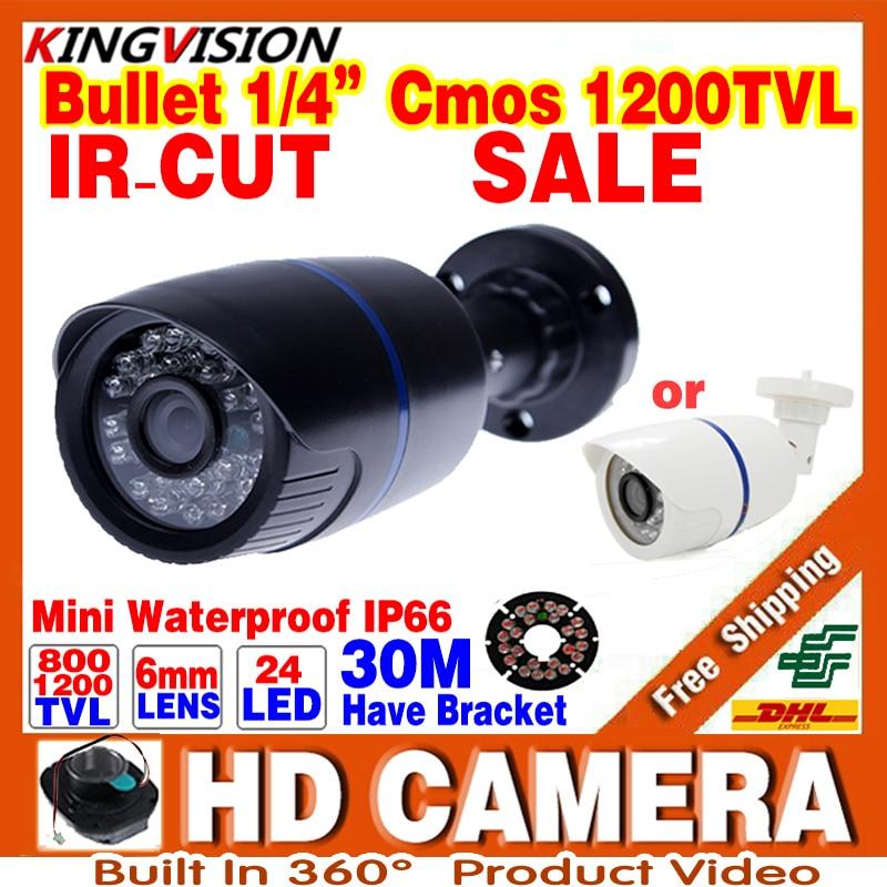 Big Saleing! Hd 1200TVL 1/3cmos Security Surveillance Video Outdoor Waterproof IP66 CCTV Analog Camera infrared Night Vision 30m cctv ahd h camera 2 0mp1080p hd analog outdoor waterproof ip66 bnc 40m cctv security night vision cameras de seguranca hot sale
