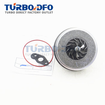 Turbine core 700447-9009S for BMW 320D 90Kw 122 HP M47D E46 - turbocharger CHRA 700447-5008S cartridge repair kits 700447-5007S image