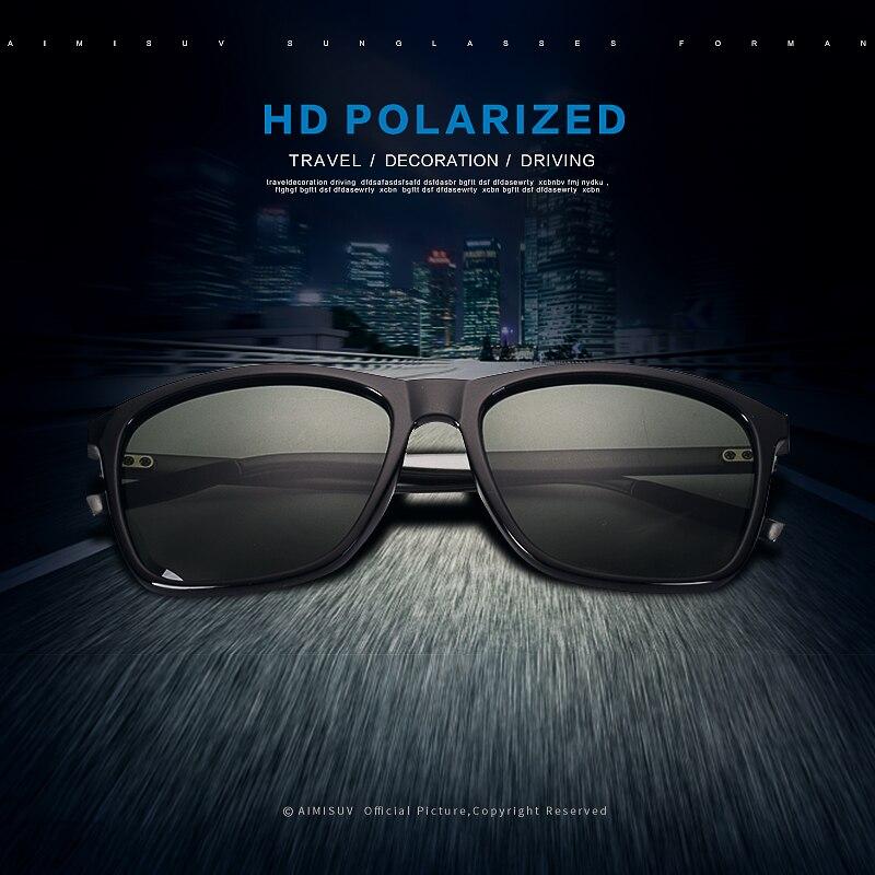 מקוטב בסגנון משקפי oculos