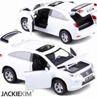 High Simulation 1 32 LEXUS RX350 LUXURY SUV Alloy Car Model Exquisite Toy For Baby Birthday