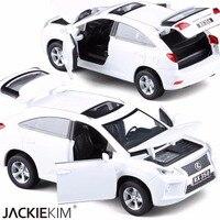 Alta Simulación 1:32 LEXUS RX350 SUV DE LUJO Exquisita Aleación Modelo de Coche de Juguete Para Bebé Juguetes Regalos de Cumpleaños Envío Gratis