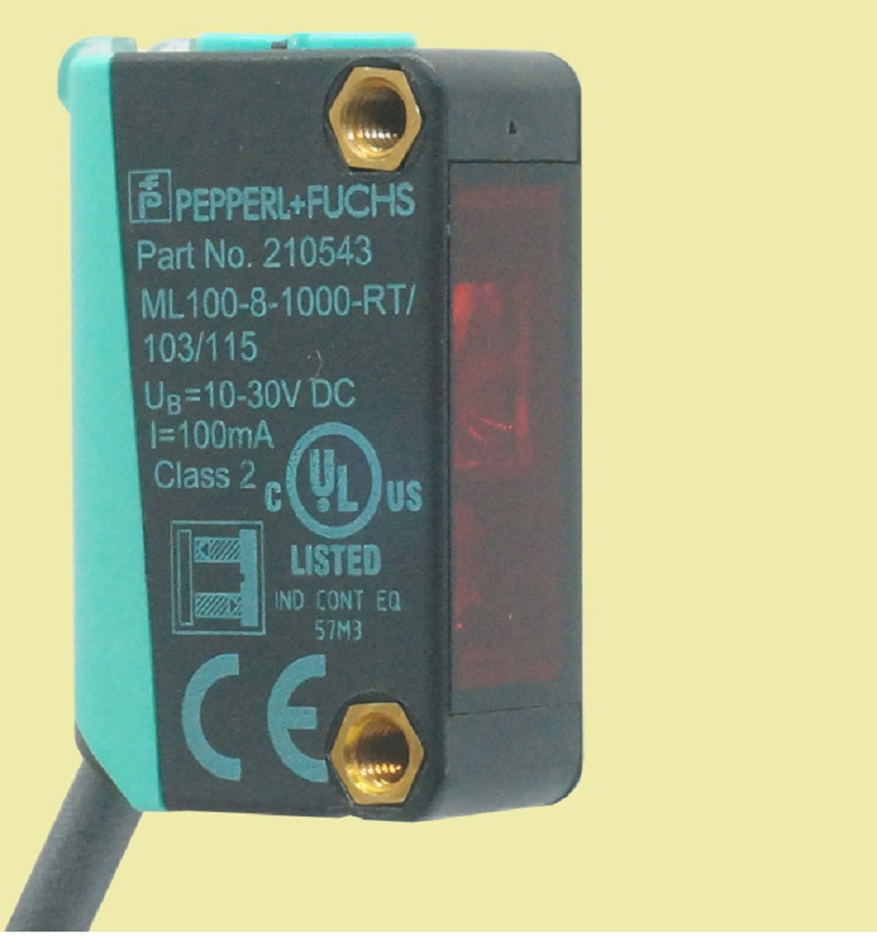 ML100-8-1000-RT/103/115 Diffuse Photoelectric Switch 24VML100-8-1000-RT/103/115 Diffuse Photoelectric Switch 24V