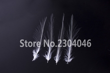 Scarce white beautiful white Ruth feathers 10-12 inches (25-30CM) 20, clothing decoration, jewelry accessories, hats, etc.
