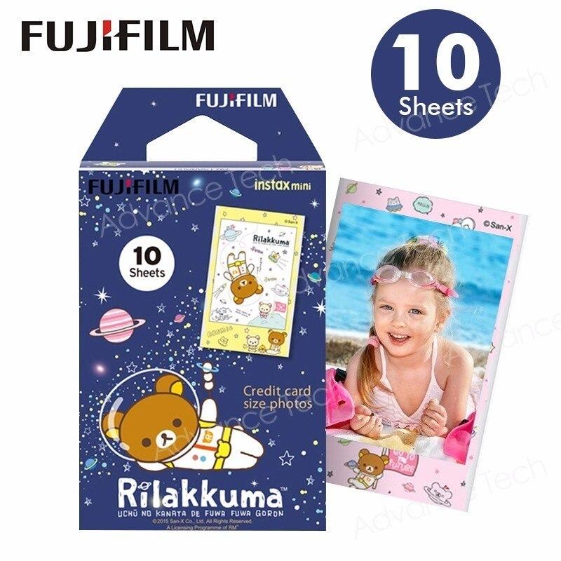 Fuji Fujifilm Instax Mini Rilakkuma for 7s 8 25 50s 70 90 Camera SP-1 SP-2 lomo .fujifilm .instax .mini film