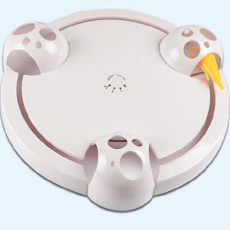 Jouets interactifs pour animaux de compagnie Chat drôle jeux de souris à gratter Chat jouets souris rotative divertissement électronique Chat fournitures pour animaux de compagnie