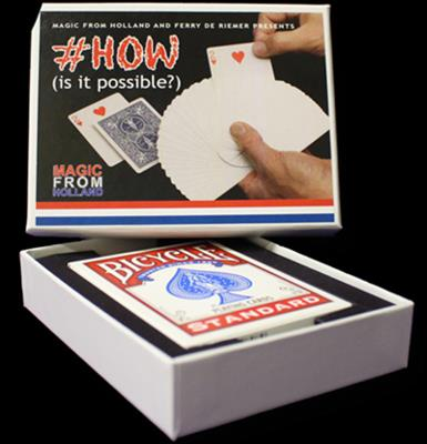 Magic From Holland And Ferry De Riemer - #How Magic Tricks