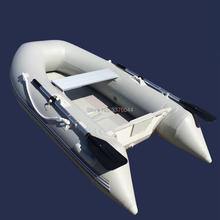 GTS230 Factory Direct Sale 2 People Inflatable PVC Boat Rubber Boat  Fishing Boat boat for sale