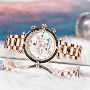 REWARD Luxury Fashion Women Watches Waterproof Casual Quartz Ladys Watch for Woman Dress Ladies Wristwatches Relogio Feminino 4