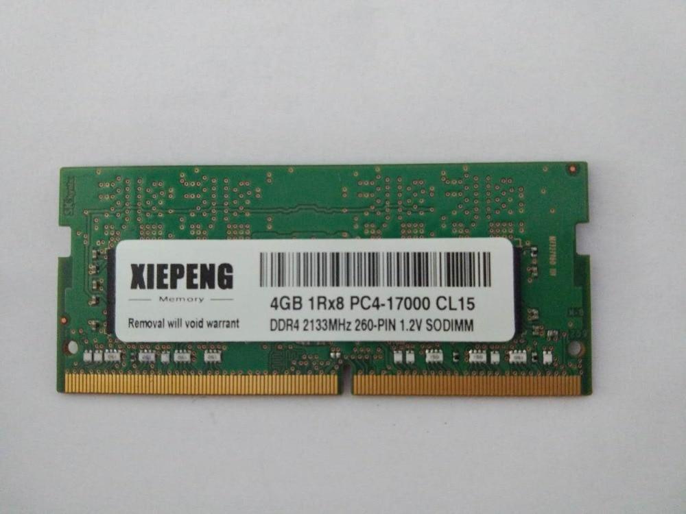 For DELL Inspiron 15 3565 3567 3573 3576 Laptop RAM 16GB DDR4 PC4-17000  2133 MHz 4GB PC4 19200 2400 8GB 2666 21300 SODIMM Memory