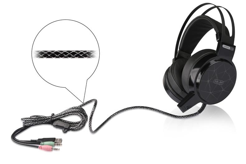 salar c13 gaming headset wired pc stereo earphones Salar C13 Gaming Headset Wired PC Stereo Earphones HTB1VAlXPkvoK1RjSZFwq6AiCFXa4