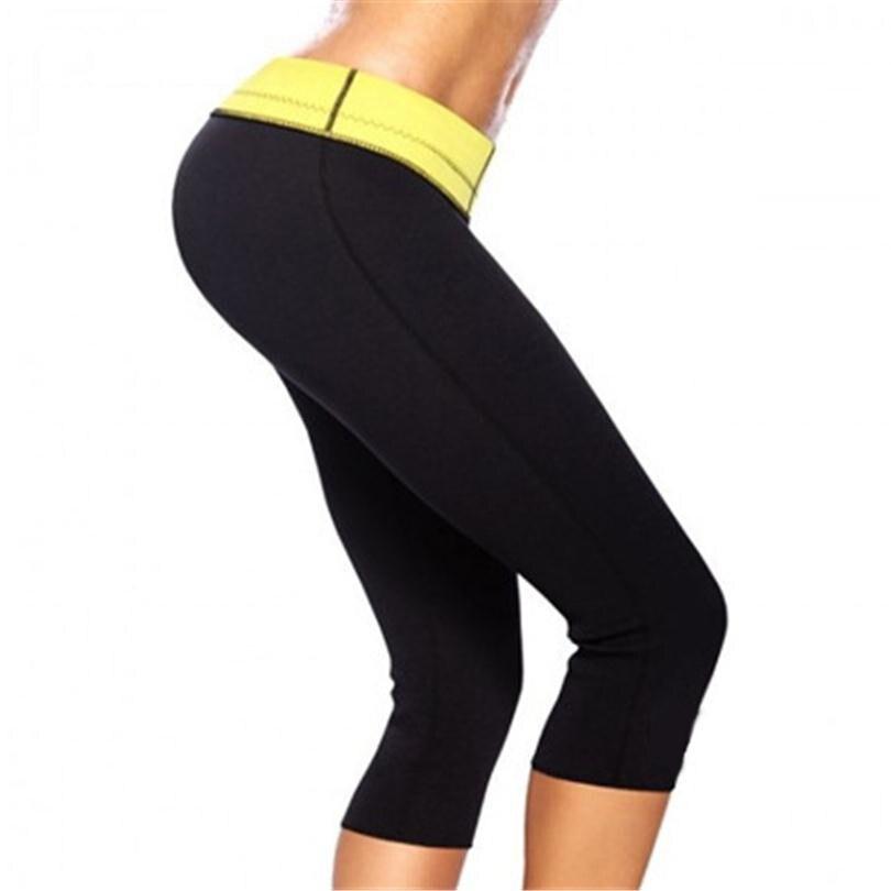 CUHAKCI Fitness Legging Shapers Sportwear Neoprene Slimming Women Leggings Shaping Self-heating Neutral Body Building Legging