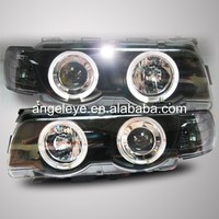 For BMW E38 728 730 735 740 750 Head Lamp Angel Eyes1998 to 2002 year SN