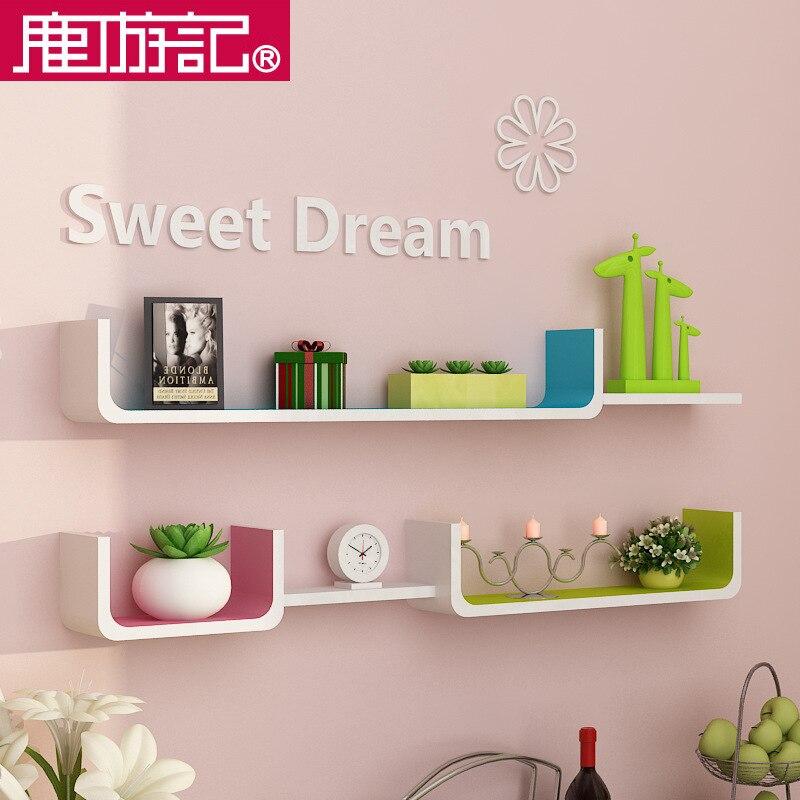 Deer Travel Rounded U Shaped Wall Shelf Shelving Word Glove Gj1011 On Aliexpress Alibaba Group