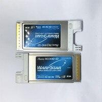 Adaptador de cartão sem fio de lan pc 68 pinos com 54 mbps/11 mbps aterm WL54AG-SD para cartão de wifi sd