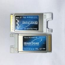 Adaptador de tarjeta de PC LAN inalámbrico, 68 pines con WL54AG SD Aterm de 54Mbps/11Mbps para tarjeta wifi, tarjeta SD