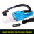 Multi-função de vácuo portátil do carro mais limpo aspirador carro molhado e seco de dupla utilização com power 120 w 12 v 5 m de cabo, CONDUZIU a iluminação