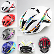 Free shipping 2016 Aero bike helmet Super light cycling helmet for men and women bicycle parts Casco Cycling size M 54-60 cm
