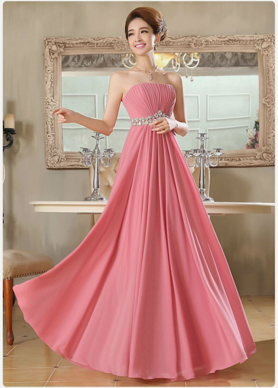 pink lace chiffon maxi dress sexy plus size evening dresses 2015 summer  women dress maxi dresses long for party rich gift C16-in Dresses from  Women s ... bbce7481de70