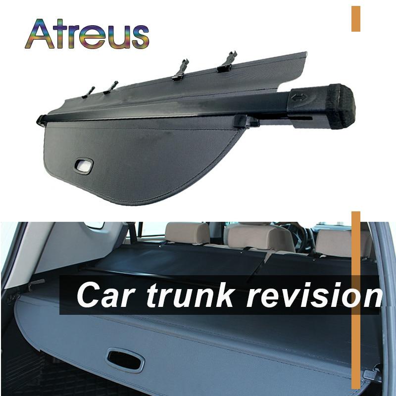 Atreus 1 set protection de sécurité de coffre arrière de voiture pour Subaru Forester MT 2013 2014 2015 2016 2017 2018 accessoires