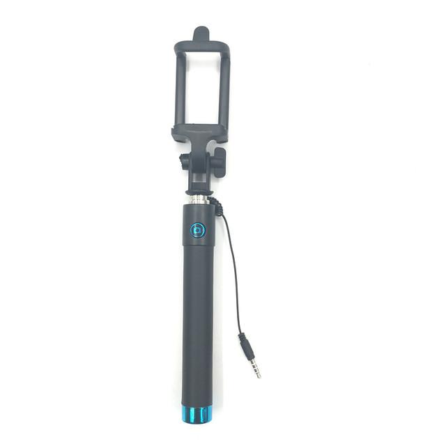 Mini Palo Selfie Stick Monopod Camera Mini Pau De Selfie Universal Extendable Handheld Holder Perche Selfie Stick Monopod