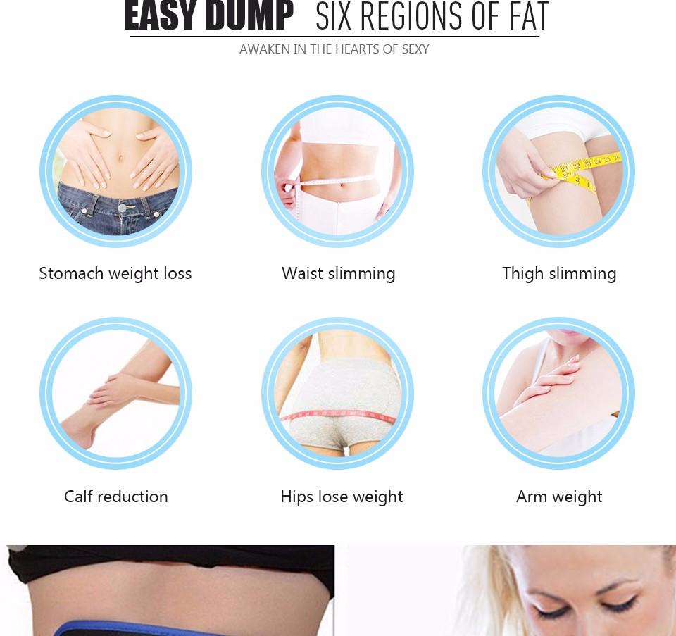 17 Slimming Electronic Belt Body Muscle Arm leg Waist Abdominal Massage Exercise Belt 2