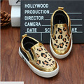 New Arrival 2016 High Quality Leopard Children Shoes Breathable Boy Girl Sneakers for Spring Autumn #2685