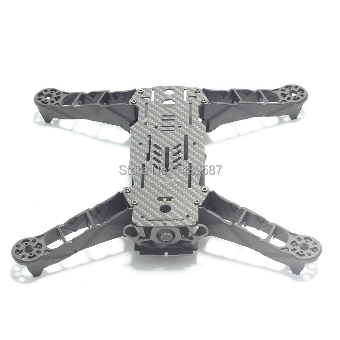 Enzo250 250mm 4 Axis Carbon Fiber Mini 250 Quadcopter Frame Kit For Rc Multicopter Enzo330