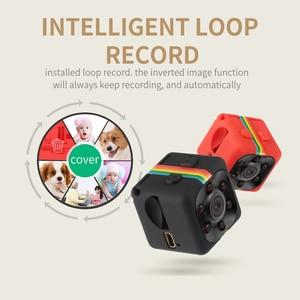 Image 4 - Original FULL HD 1080P Mini Cam WIFI Kamera SQ13 SQ23 SQ11 SQ12 Nachtsicht Wasserdichte Shell CMOS Sensor Recorder camcorder