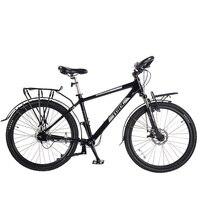 JDC 380, 26 7 Speed, No Chain Touring Bike, Travel Mountain Bike, MTB Bicycle