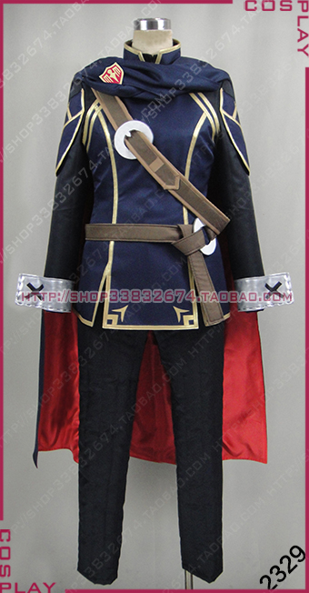 2016 Fire Emblem Awakening Lucina Battleframe Cosplay Costume Custom Made