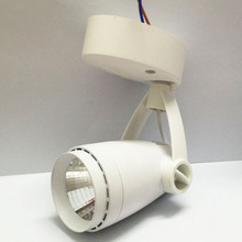 Angle adjustable 3W 5W 7W COB led mounted ceiling spot light