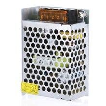 Interruptor de Alimentação AC para DC 2017 Metal Quente 85v263v 12 V 2A 24 W Voltage Transformer