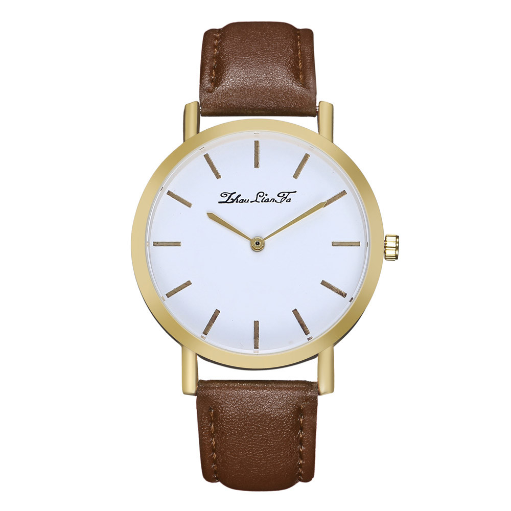 Fashion 2018 Watch Popular Womens Watches alta calidad Fashion Women - Relojes para mujeres