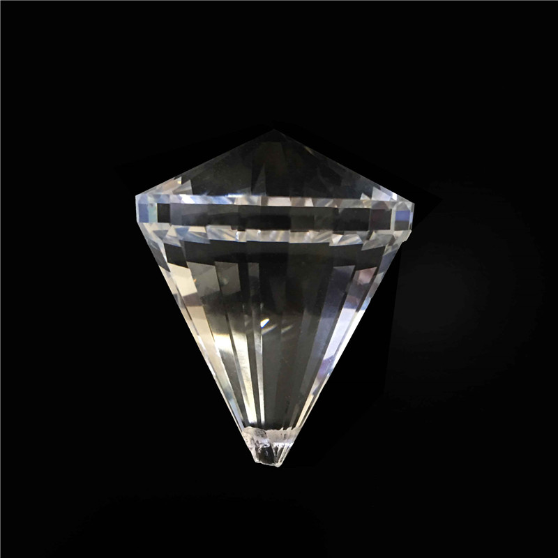 Free Shipping Dia 40mm Transparent Color 48pcs Lot Crystal Diamond Ball For Crystal Chandelier Pendant Crystal