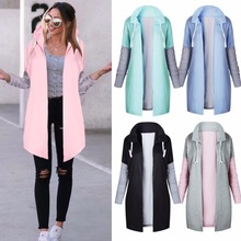 Korean Style Hooded Jacket