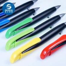 200 pcs/lot China wholesale new design plastic ball pen caneta