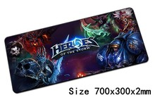 Heroes of the Storm padmouse 700x300mm pad to mouse notbook computer mousepad hot gaming mouse pad gamer to laptop mouse mat