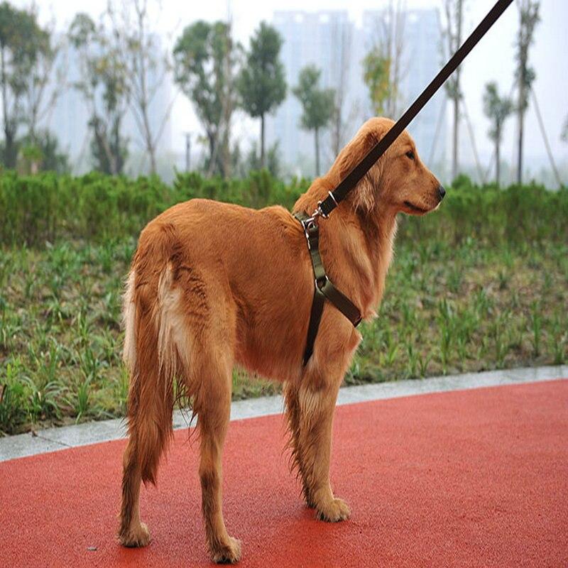 Ajustable de Nylon Grande Arnés Del Perro correa de Perro Productos Para Mascota