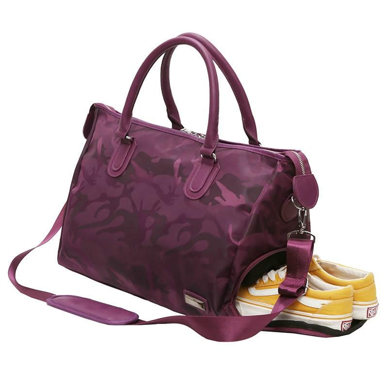Leather Men's Travel Bags Large Capacity Men Women Messenger Bags Travel Duffle Handbags Men's Shoulder Bags
