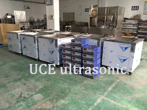 135khz 2000W  High Frequency ultrasonic cleaner