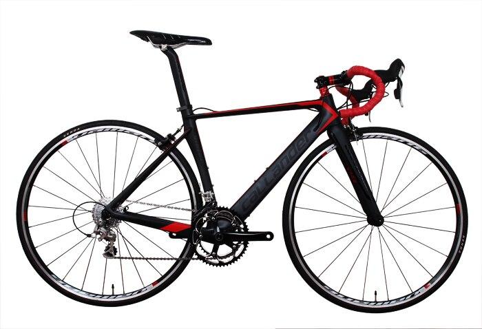 NUEVA CALLANDER alta calidad de fibra de carbono 20 velocidad bici DEL camino 70