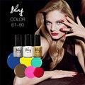 FOCALLURE Gel Polish Varnish UV LED Nude Color Series UV Gel Base Top Coat UV Lamp Nail Art Design Nail Gel Lacquer by Bling