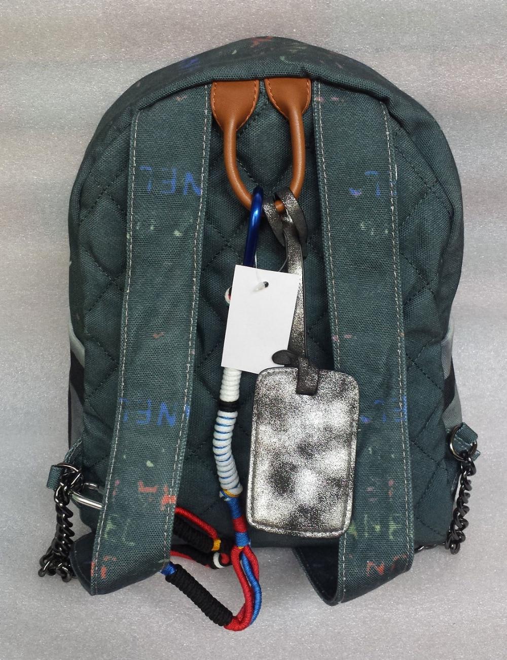 School bag new design - Aliexpress Com Buy High Quality Fashion Backpack Graffiti Travel Bag New Design Vintage Style Storage Schoolbag Shoulders Bag Youth Doodle Backpack From